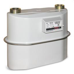 Счетчики газа диафрагменные BK-G6, BK-G10, BK-G16, BK-G25