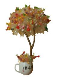 Букет из конфет — Карамельное чаепитие