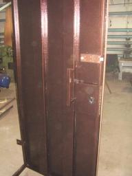 Техническая металлическая дверь