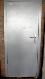 Противопожарные одностворчатые двери