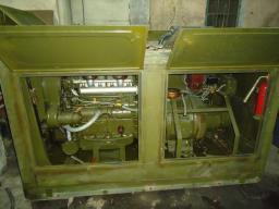 Дизельная электростанция (дизель-генератор) АД-10-Т230 с хранения