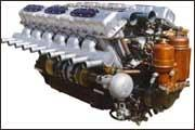 Двигатель В-31(новый)