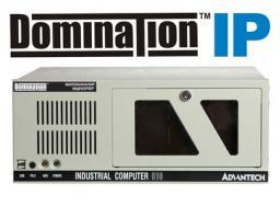 Многоканальный видеосервер пентаплексный Domination IP-12+D7-4 H264