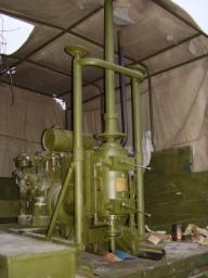 Установка для добычи воды УДВ-15 с хранения