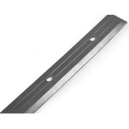 Планка угловая (краевая) алюмин. 30х2,5мм; 3,0м