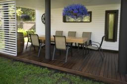 Ремонтируем загородный дом: облицовочные материалы для фасадов из термообработанной древесины со скидкой 10%