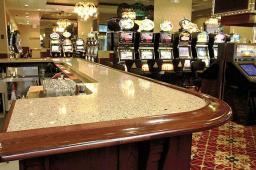 Арсенал - барные стойки из искусственного камня