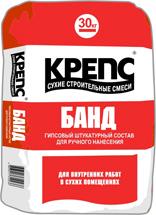 Штукатурка Крепс Банд 25 кг