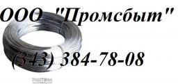 Проволока 4мм пружинная ст. 51ХФА ООО «Промсбыт»