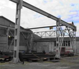 Сварные металлоконструкции строительного назначения