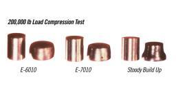 STOODY BUILD-UP® LH Электрод для Наплавки с сердечником из сплошной проволоки и обмазкой с особо низким содержанием водорода