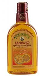 Масло грецкого ореха «Золотой орешек», 0.5 л, ПЭТ