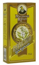 Масло кунжутное «Масляный король», 0.1 л, стекло