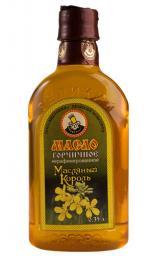 Масло горчичное «Масляный король», 0.35 л, ПЭТ