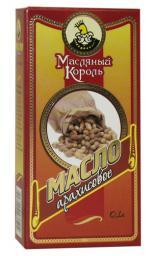 Масло арахисовое «Масляный король», 0.1 л, стекло