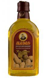 Масло арахисовое «Масляный король», 0.35 л, ПЭТ