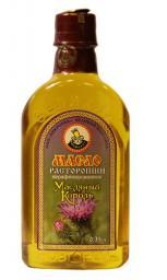 Масло из семян расторопши «Масляный король», 0.35 л, ПЭТ