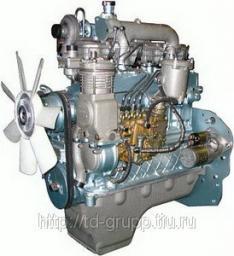 Двигатель Д-245.12С-231