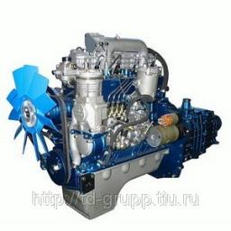 Двигатель Д-245.7Е2-254