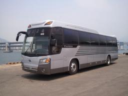 туристический автобус Kia Granbird