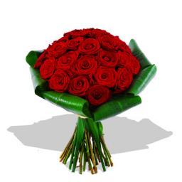 Шикарный букет из 50 роз