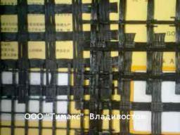 Геосетки стекловолоконные нитепрошивные (аналог ССНП)