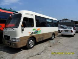 Городской автобус Hyundai County, 2009г.