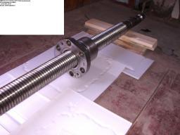 ШВП (винт гайка) РТ755Ф3 80х10 для станков с РМЦ 1000мм 3000 мм 5000 мм 8000 мм