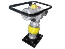Вибротрамбовка электрическая TSS HCD70 виброуплотнитель грунта трамбовка грунта