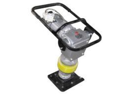 Вибротрамбовка электрическая TSS HCD80 виброуплотнитель трамбовка грунта электрическая