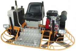 Затирочная машина бензиновая GROST ZMD-750
