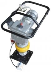 Трамбовщик электрический HCD90 GROST вибротрамбовка трамбовка грунта электрическая