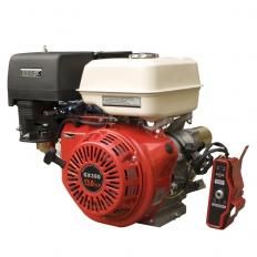 Двигатель бензиновый GX 390 с цилиндрическим коленчатым валом