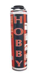 Пена монтажная Hobby (Хобби) профи всесезонная 750мл