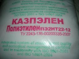 Полиэтилен низкого давления ПЭ2НТ22-12