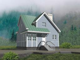 Строительство дома площадью 86 кв.м