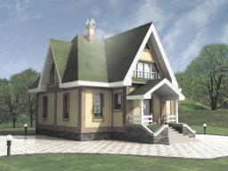 Строительство дома на 131 кв.м