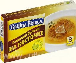 Говяжий бульон на косточке Gallina Blanca