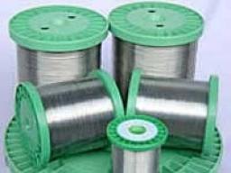 Нихром проволока, пруток марка Х20Н80, Х20Н80-Н, Х15Н60, Х15Н60-Н, ХН70Ю-Н, нихромовая