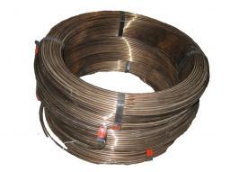 Проволока медно-никелевая тянутая круглая для удлиняющих проводов к термопаром НХ9 (хромель) МНМц43-0.5, МНМц40-1.5, МН0.6(ТП)