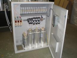 Автоматическая конденсаторная установка АКУ(КРМ.УКМ58)-0.4-40-2,5 УХЛ3 IP31