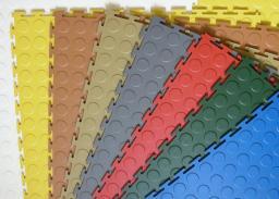 Модульные напольные покрытия M-tile
