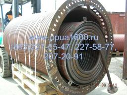 Змеевик внутренний АДПМ 65.02.00.200, АДПМ 12/150, ППУ 160/100, запасные части ППУА