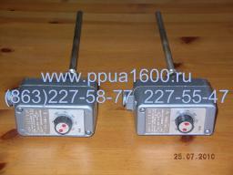 Термодатчик ТУДЭ-4, запчасти ППУА 1600/100, АДПМ 12/150, ППУ 1600/100, запасные части, приборы КИП