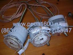 Термометр ТКП-100ЭК, запчасти ППУА 1600/100, АДПМ 12/150, ППУ 1600/100, запасные части, приборы КИП