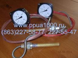 Термометр ТКП-60/3М, запчасти ППУА 1600/100, АДПМ 12/150, ППУ 1600/100, запасные части, приборы КИП