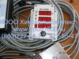 Выносная вторичная индикация ВИ 070, запчасти ППУА 1600/100, АДПМ 12/150, ППУ 1600/100, запасные части, приборы КИП