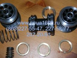 Седло клапана насоса 1,1ПТ25Д1М2 комплект ЗИП, комплект РТИ, запасные части насоса, запчасти ППУА-1600/100, АДПМ-12/150, Запасные части ППУА