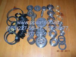 Клапан нагнетательный насоса 1,1ПТ25 комплект ЗИП, комплект РТИ, запасные части насоса, запчасти ППУА-1600/100, АДПМ-12/150, Запасные части ППУА