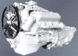 Двигатели V6T с турбонаддувом Евро-3 (6561.10 и модификации)
